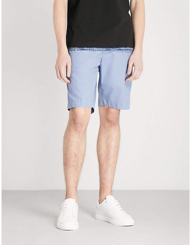 Diesel Chidrive cotton shorts