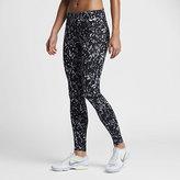 Nike Power Legendary Women's Printed Mid Rise Training Tights