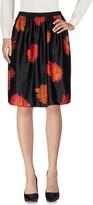 Jucca Knee length skirts - Item 35323952