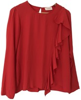 Vicolo Red Top for Women