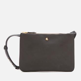 Lauren Ralph Lauren Women's Carter Medium 26 Cross Body Bag - Black