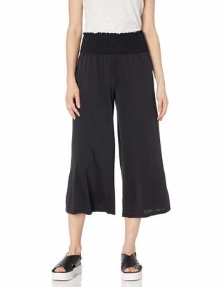Kensie Women's Modal Jersey Mixi Pant