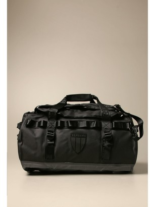 Hydrogen Gym Bag In Nylon With Multi Buckles