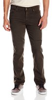 7 For All Mankind Men's Slimmy Slim Straight Colored Luxe Performance Jean