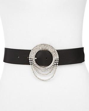 B-Low the Belt Women's Lilia Leather Belt