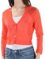 Lauren Ralph Lauren V-Neck Cardigan Sweater