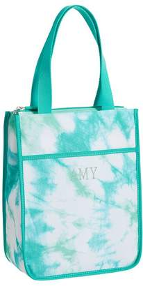 Pottery Barn Teen Gear-Up Pool Tie-Dye Tote Lunch Bag