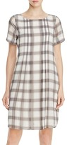 Foxcroft Buffalo Plaid Shift Dress