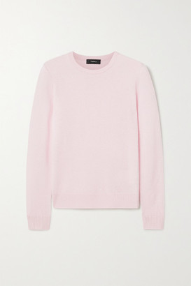 Theory Cashmere Sweater - Pastel pink