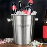 Sassy Bloom As seen on TV Personalised Stainless Steel Ice Bucket