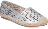 Wanted Mosaiic Perforated Flats Women's Shoes
