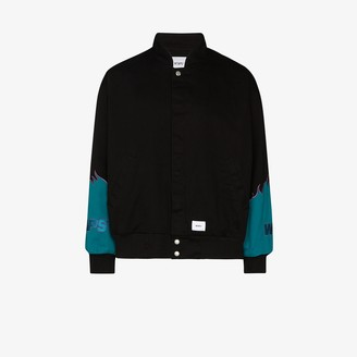 Wtaps Drifters cotton bomber jacket