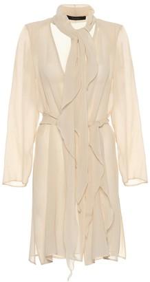 Max Mara Ghirba silk georgette jacket