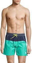 Diesel Colorblocked Swim Shorts