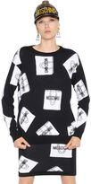 Moschino Shopping Bags Wool Sweater