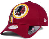 New Era Women's Washington Redskins Glitter Glam 9TWENTY Strapback Cap