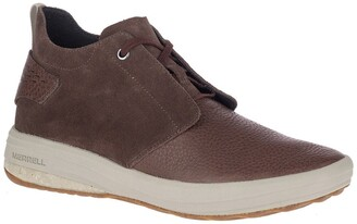 Merrell Gridway Leather Mid Sneaker