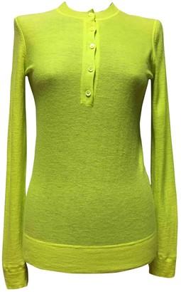 Joseph Yellow Cashmere Knitwear for Women