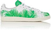 adidas Women's Women's Stan Smith Palm Tree Sneakers-GREEN
