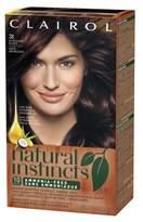 Clairol Natural Instincts Hair Color Burgundy Black 38
