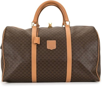 Céline Pre-Owned pre-owned Macadam travel bag
