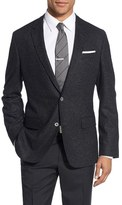 BOSS Men's 'Hutsons' Trim Fit Wool Blend Sport Coat