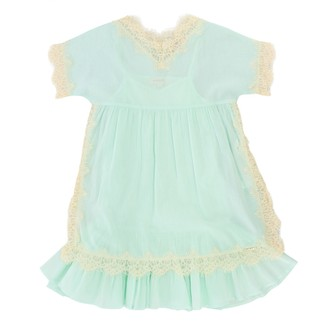 Twin-Set Twin Set Dress With Lace Edges