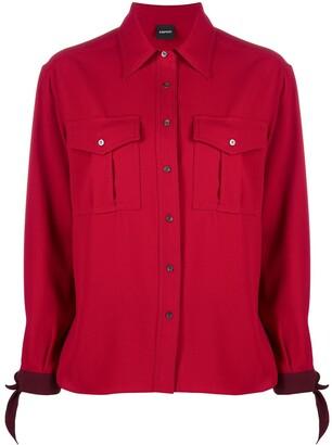 Aspesi Flap Pocket Shirt