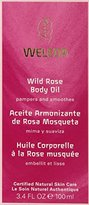 Weleda Wild Rose Body Oil, 3.4-Fluid Ounce
