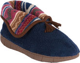 Muk Luks Rocker Sole Bootie Slippers