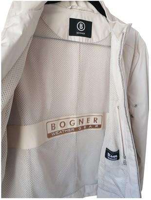 Bogner Beige Jacket for Women