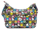 Ju-Ju-Be Infant For Hello Kitty 'Hobobe' Diaper Bag - Grey