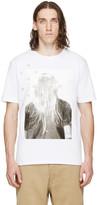 Palm Angels White Iconic T-Shirt