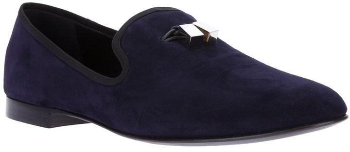 Giuseppe Zanotti Design tasseled slipper