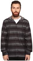 Billabong Baja Long Sleeve Heavyweight Hooded Flannel