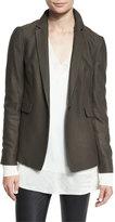 Rag & Bone Club Wool One-Button Jacket