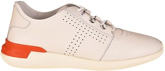 Tod's Perforated T Logo Sneakers