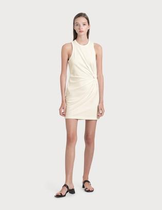 Alexander Wang Heavy Soft Jersey Fitted Tank Dress