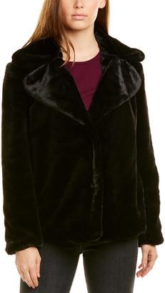Kensie Reversible Plush Jacket