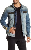 Rogue Distressed Denim Jacket