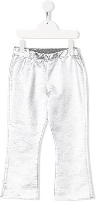 Douuod Kids Metallic Sheen Trousers