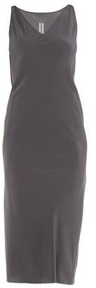 Rick Owens 3/4 length dress
