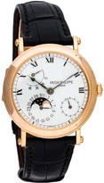 Patek Philippe 5054R Moonphase Power Reserve Watch