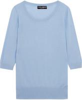 Dolce & Gabbana Cashmere Sweater - Sky blue