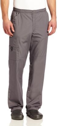 WONDERWINK Men's Size Cargo Scrub Pant
