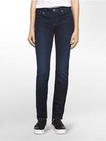 Calvin Klein Straight Leg Dark Wash Jeans
