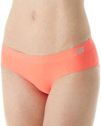 New Balance Women's Bond Hipster Underwear (Pack of 1)