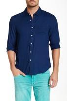 Joe's Jeans Single Pocket Slim Fit Shirt