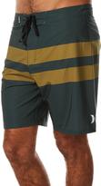 Hurley Phantom Blackball Mens Boardshort Green