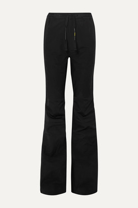TEMPLA 3l Howqua Flared Ski Pants - Black